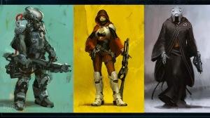 Destiny-Game-Classes